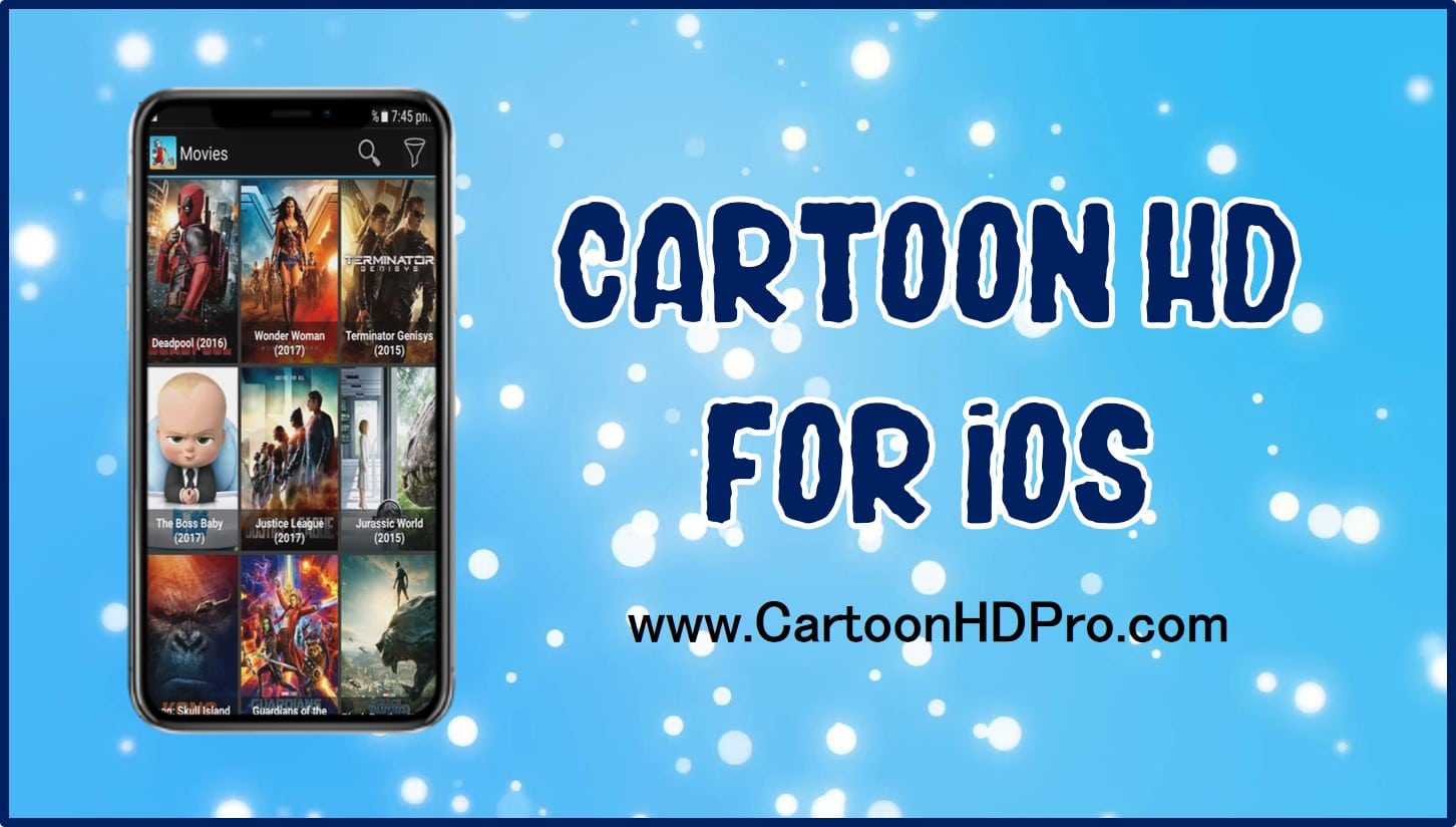 cartoon hd for ios