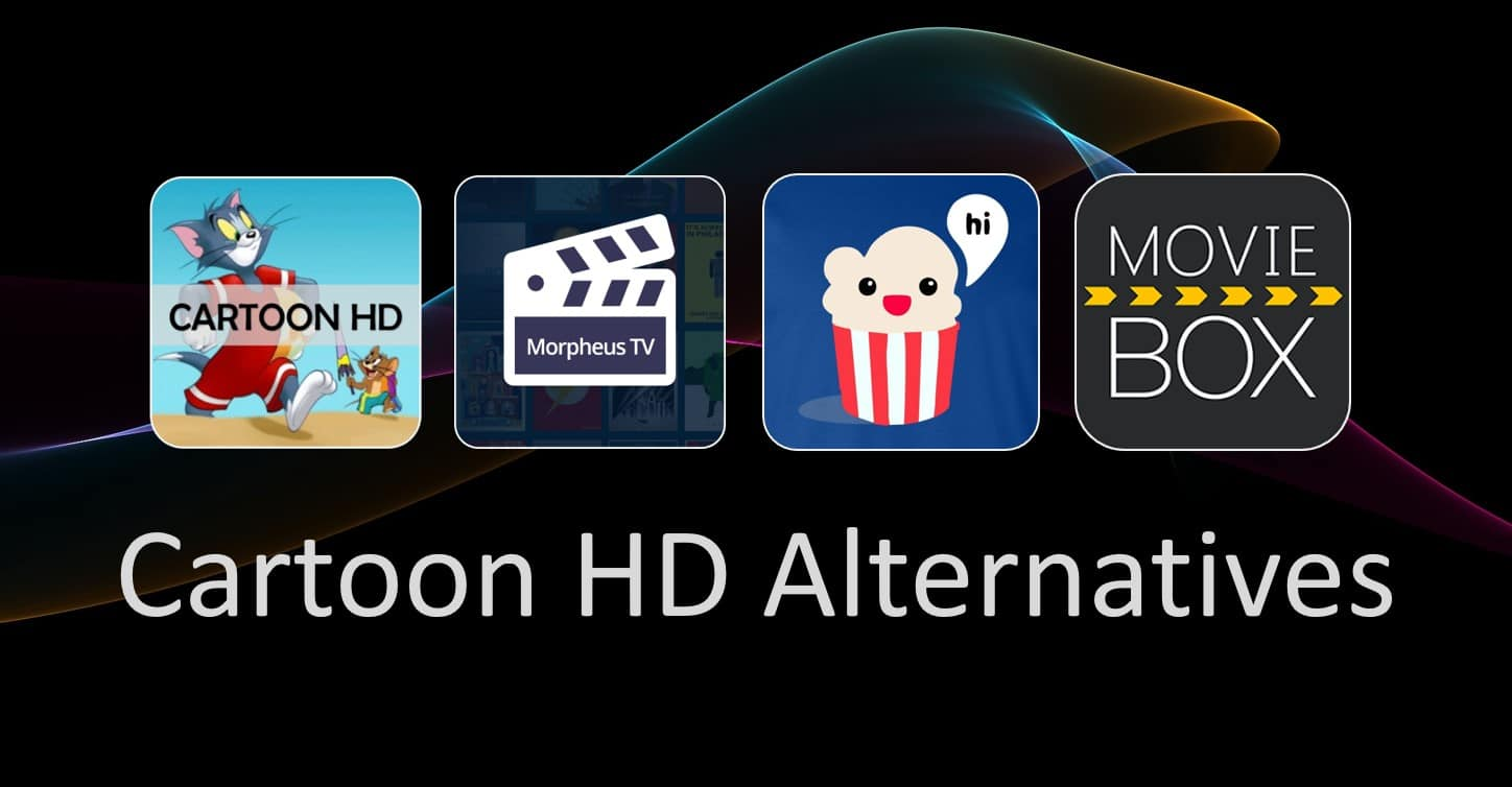 cartoon hd alternatives